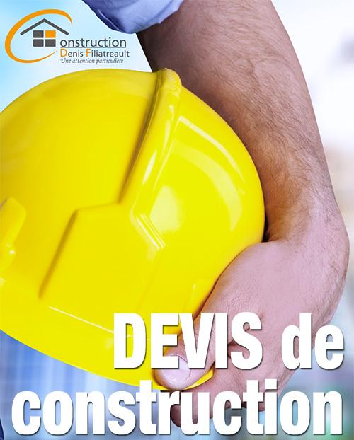 Construction Denis Filiatreault - Maison neuve
